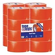 "Tape Logic™ 10 mil Duct Tape, 3"" x 60 yds, Orange, 16/Pack"