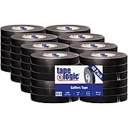 "Tape Logic® Gaffers Tape, 11 Mil, 1"" x 60 yds., Black, 48/Case (T98618B)"