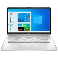 HP 17-cn0164st 17.3-in Laptop w/Intel i3, 512GB SSD