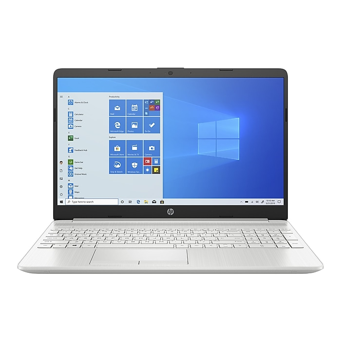 "HP 15.6"" Laptop, Intel i5, 8GB Memory, 256GB SSD, Windows 10 (15-dw3165st)"
