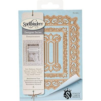 Spellbinders Card Creator Die-Renaissance Vine