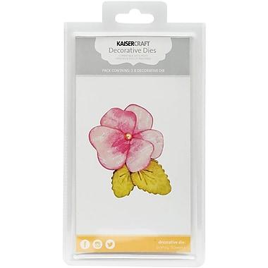Kaisercraft Dies-Pansy Flower 2.25