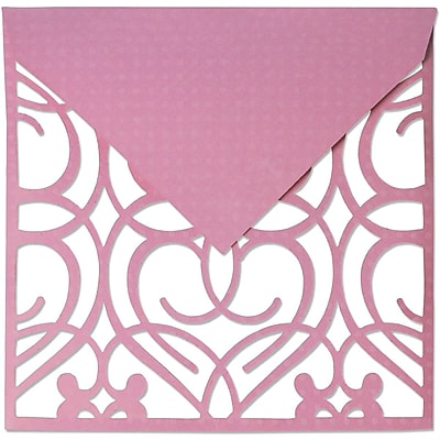 Sizzix Thinlits Plus Dies 12/Pkg-Square Envelope