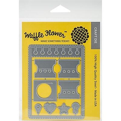 Waffle Flower Die-Stay Focused