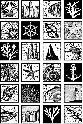 Darkroom Door Cling Stamps 7
