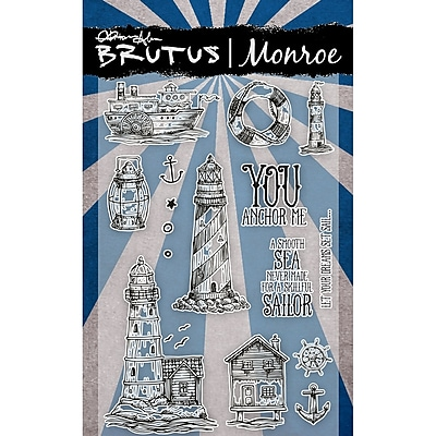 Brutus Monroe Clear Stamps 4