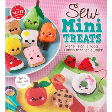 Sew Mini Treats Book Kit-