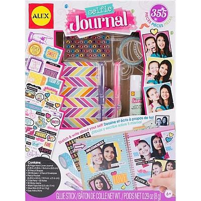 Selfie Journal Kit-