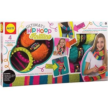 Ultimate Hip Hoop Knitting Kit-