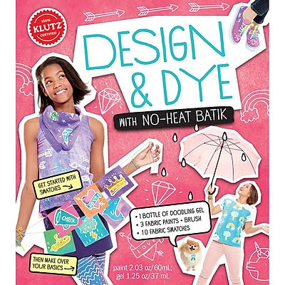 Design & Dye Book Kit- 24163168