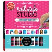 Nail Style Studio Book Kit-