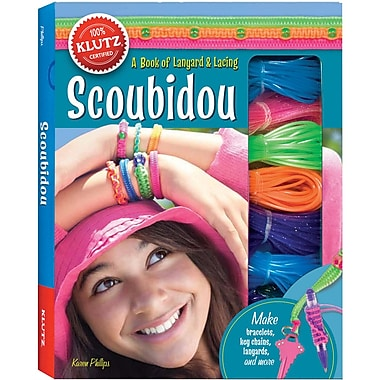 Scoubidou Book Kit-