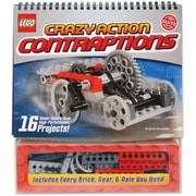 LEGO Crazy Action Contraptions Book Kit-