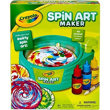 Crayola Spin Art Maker-