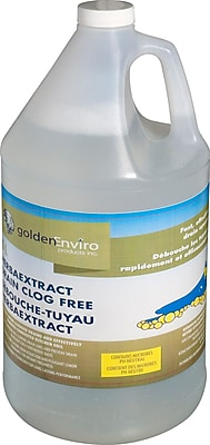 Golden Environmental HerbaExtract Drain Clog Free, 1 Gallon GE-CF-4L)