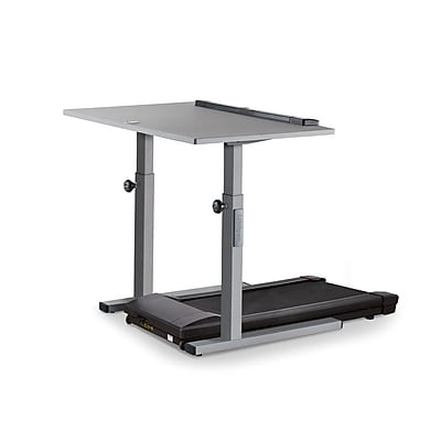 "LifeSpan TR800DT5S-48 Treadmill Desk Adjusts 33.5""H to"
