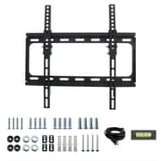 Fleximounts Tilt TV Wall Mount Bracket for 26-55 inch TV (T012)