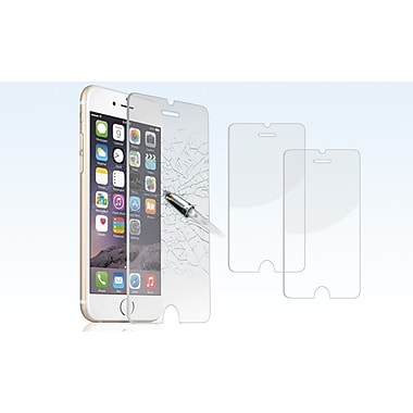 Purtech Apple iPhone 6 Plus / 6s Plus Tempered Glass Screen Protector Cover - 2PK