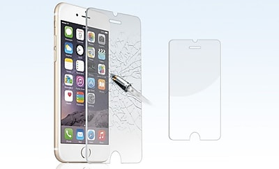 Purtech Apple iPhone 6 Plus / 6s Plus Tempered Glass Screen Protector Cover - 1PK