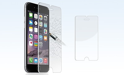 Purtech Apple iPhone 6 / 6s Tempered Glass Screen Protector Cover - 1PK