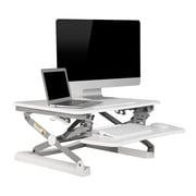 "Flexispot 27"" Stand up Desk, MFD Desktop and Metal Base (M1W)"