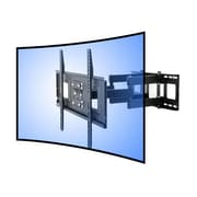 Fleximounts TV Wall Mount Bracket for 32-65 inch Curved TV (CR1)