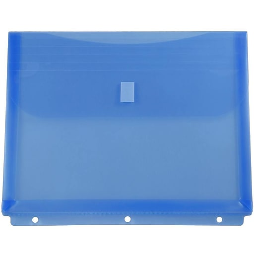Shop Staples For JAM Paper® Plastic Binder Envelopes With
