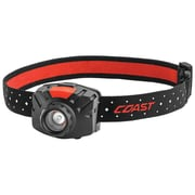 Click here to buy Coast Pure Beam Focusing Headlamp, 435 Lumen (21324).