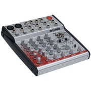 Pyle 6-Channel 2-Bus Console Mixer (PYD6070)