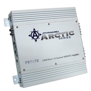 Pyramid 1000 Watt 2 Channel Bridgeable MOSFET Amplifier (PB717X)