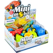 Miniland Educational Minimobil Set of 15 - GO Collection