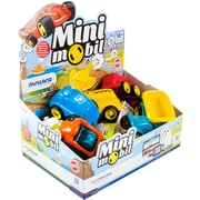 Miniland Educational Minimobil Set of 14 - JOBS Collection