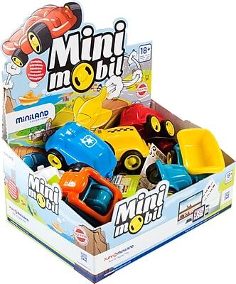Miniland Educational Jobs Collection Mini-Mobile, Set of 14 (45130)