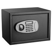 Adir 0.5 Cubic Feet Security Safe with Digital Lock (670-100-01)