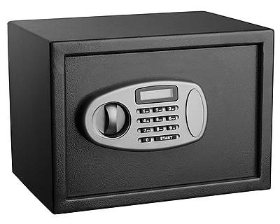 Adir 0.5 Cubic Feet Security Safe with Digital Lock (670-100-01)