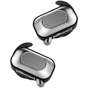 Billboard Splashproof Bluetooth Earbuds with Microphone & Charging Carry Case (BB906)