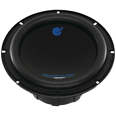 Planet Audio Series Dual Voice-Coil Subwoofer, 8