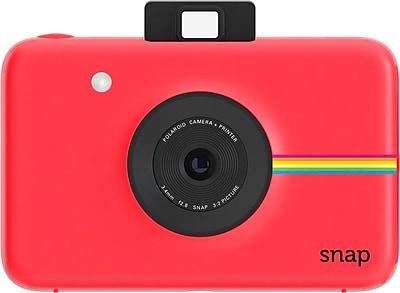 Polaroid Snap Instant Digital Camera Red, POLSP01R
