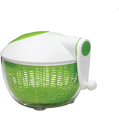 Starfrit Salad Spinner, Green/White (093028-002-0000)