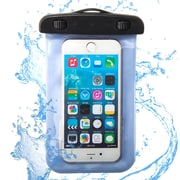 Blue Waterproof Pouch For Apple iphone SE
