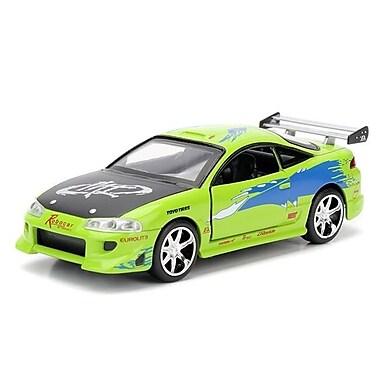 Jada Brian's 1995 Mitsubishi Eclipse Fast & Furious Movie 1/32 Diecast Model Car (DTDP4628)