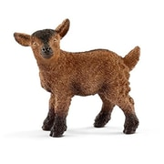 Schleich North America Goat Kid Toy Figure, 0.8 x 2 x 1.9 inches, Brown (TRVAL105521)