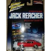 Johnny Lightning 1970 Chevrolet Chevelle SS Jack Reacher Movie, 1 by 64 Diecast Model Car (DTDP3926)
