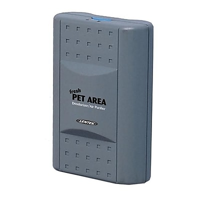 Koolatron Pet Area Ionic Deodorizer, Dark Gray (KLT1869) 24175921