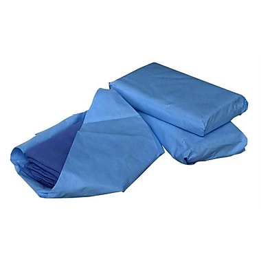 DUKAL Corporation Sterile, O.R. Towel, Blue (DONO345)