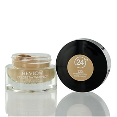 Revlon 0.8 oz. Color stay Foundation Whipped, Warm Golden (CSMP10269)