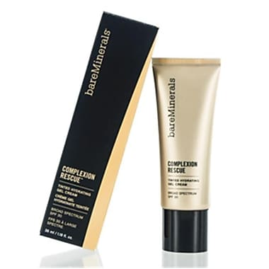Bareminerals 1.18 oz. Complexion Rescue Tinted Hydrating Cream Gel for 6 Ginger (CSMP7675)