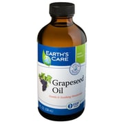 Earth's Care 100% Pure Grapeseed Oil - 8 fl oz (SPDSP21470)