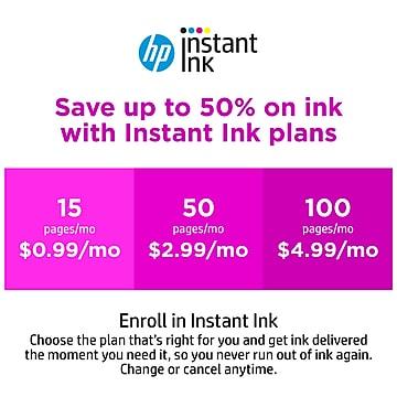 HP OfficeJet Pro 8210 USB, Wireless Inkjet Printer, Instant Ink Ready (D9L64A)