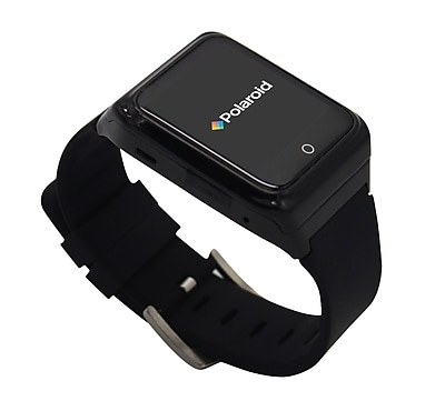 Polaroid Smart Watch Exercise Tracker Black (SW1505B/BLK)
